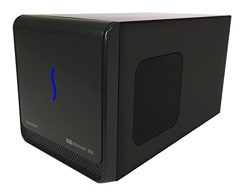 Sonnet eGFX Breakaway Box, Thunderbolt 3-to eGPU PCIe Card Expansion